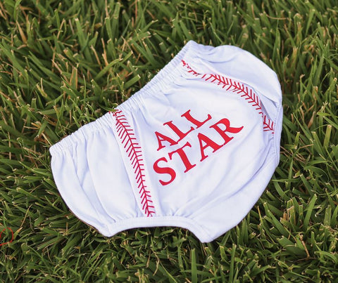 Baseball All Star Bloomers
