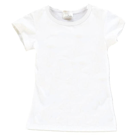 White Shirt Cap Short Sleeve