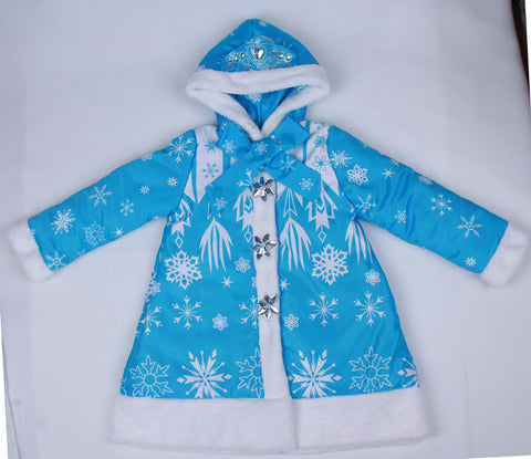 Snowflake Winter Coat