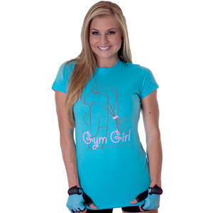 Graphic Tee - Gym Girl