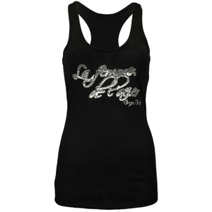 Girl of Steel Tank in Black