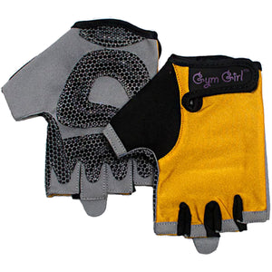 Fitness Gloves in Lemondrop