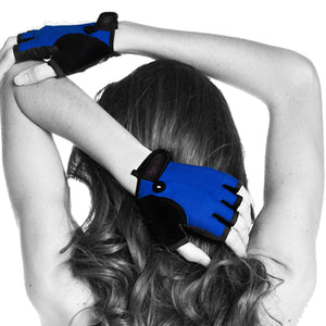 Fitness Gloves in Royalty