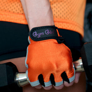 Fitness Gloves in Sun Kissed