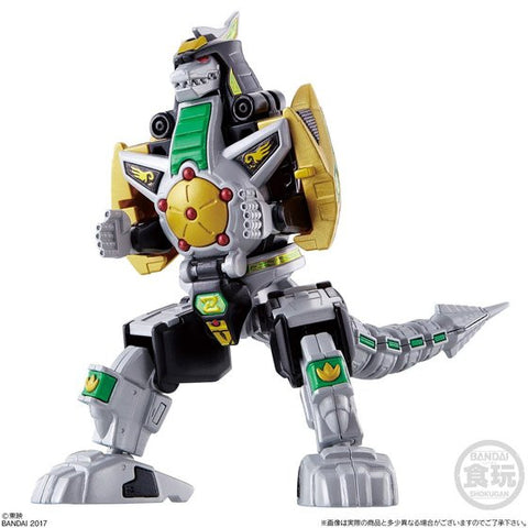 [Reservation] Bandai of Japan Kyoryu Sentai Zyuranger Super Minipla Dragon Caesar [July Release]