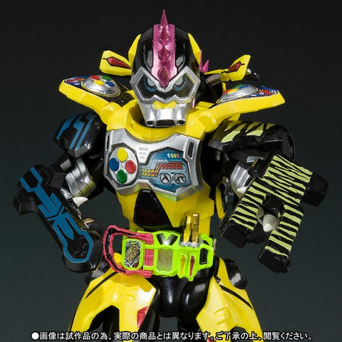 Kamen Rider Ex-Aid SHF S.H.Figuarts Kamen Rider Lazer Hunter Bike Gamer Level 5 [In Stock]