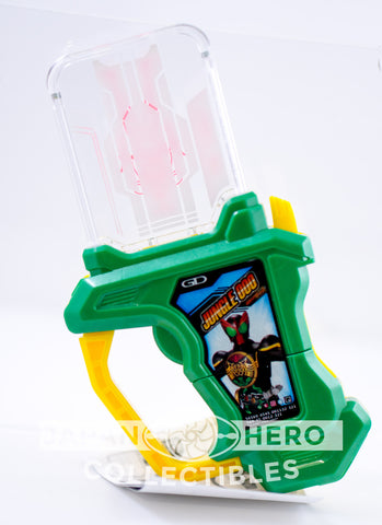 Bandai of Japan Kamen Rider Ex-Aid Gashapon Gashat Jungle OOO