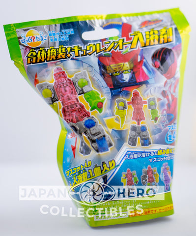 Bandai of Japan Uchuu Sentai Kyuranger Bath Bomb