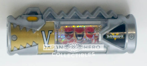 Bandai of Japan Kyoryuger BoJ Zyudenchi Legend Super Sentai Rush