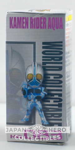Banpresto Japan World Collectible Figure WCF Kamen Rider OOO Aqua