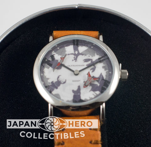Ultraman Licensed Fashion Benerikku Ultra Kaiju Watch