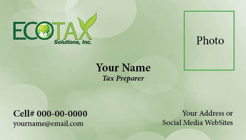 ITEP - Business Cards - 500