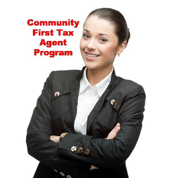 Community First Tax Agent Startup