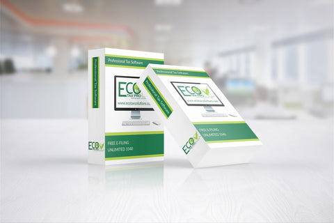 Eco Tax Pro Web Software 2021 (Online)