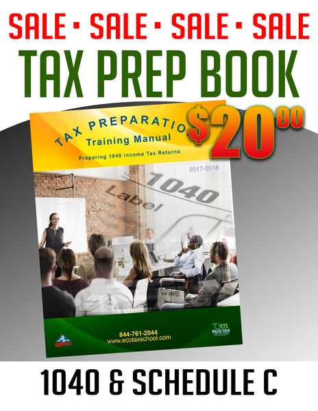 Tax Prep Book