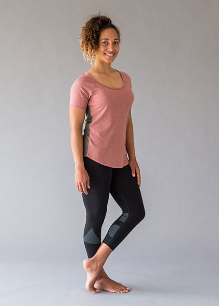 Balance TopT-shirts- Stretchery