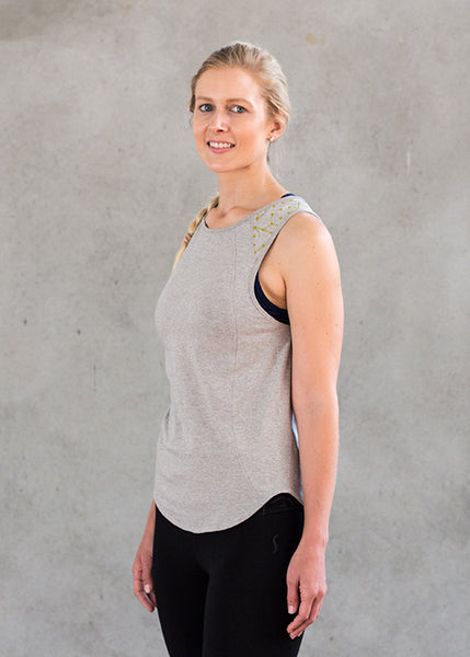 Breathable Tank TopT-shirts- Stretchery