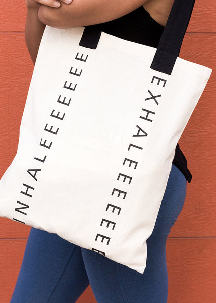 Everyday Tote- Stretchery