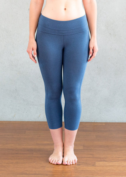 Workout Crop PantsBottoms- Stretchery