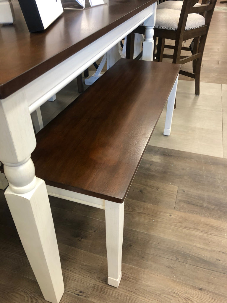Whitesburg Kitchen Bench