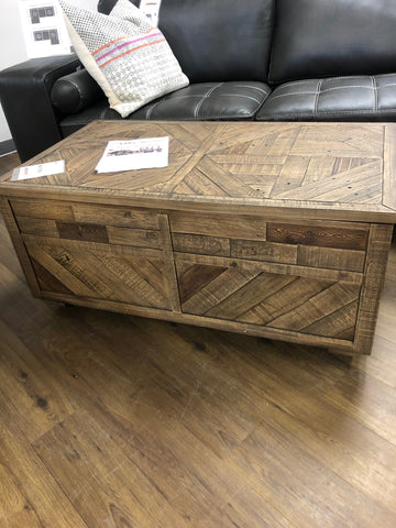 Grindleburg Lift Top Coffee Table