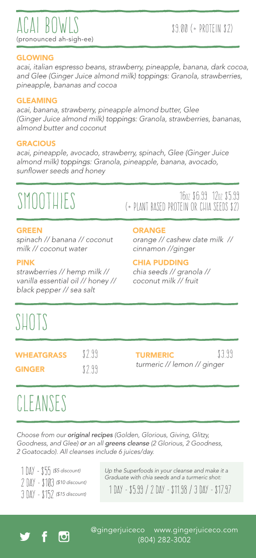 Ginger-Juice-Village-Menu-2