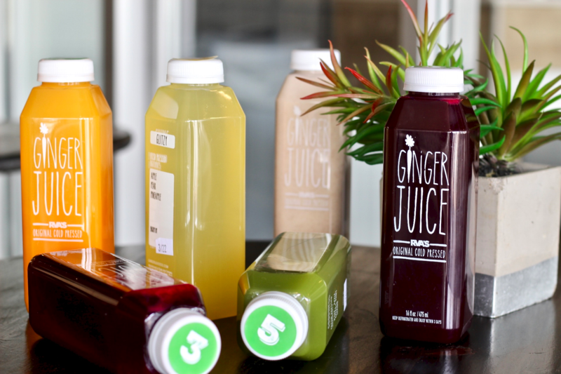 Monthly Juice Subscription