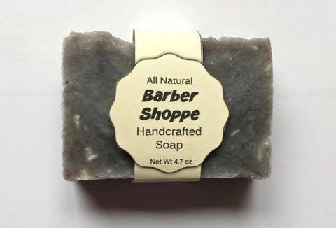 Barber Shoppe Soap for Men