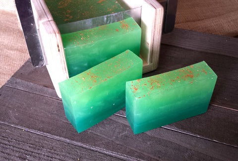 Absinthe Green Fairy Happy Hour Soap NEW!
