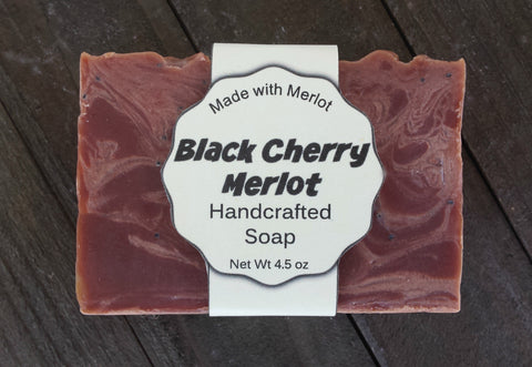 Black Cherry Merlot Soap