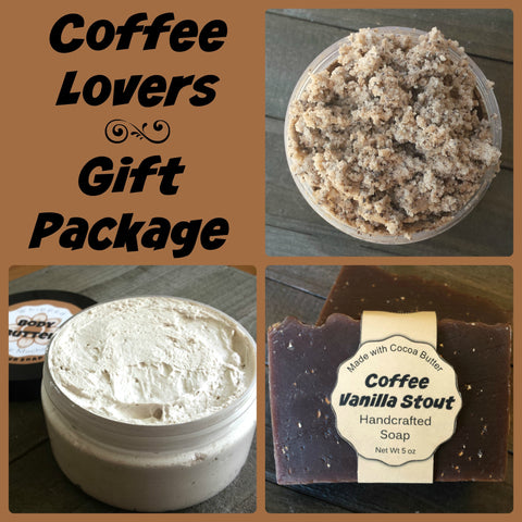 Coffee Lovers Gift Package - NEW!