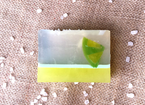 Margarita Lime Happy Hour Soap