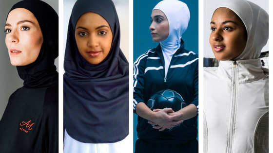 Muslim women-led brands disrupted the sportswear industry before Nike's Pro Hijab