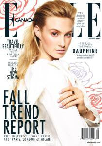 Elle Canada: Traveling Light