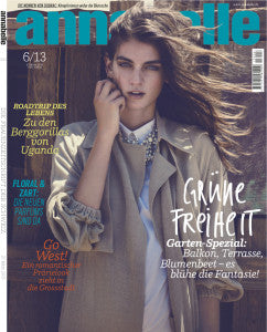 Annabelle Magazine: Rose-Marie's Swiss Interview