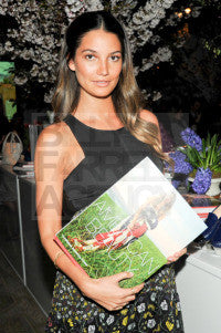 Live the Look: Lily Aldridge for Vogue's 'American Beauty' Book Party