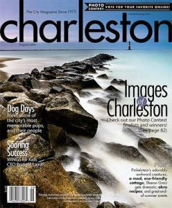 Charleston Magazine: Local Beauty