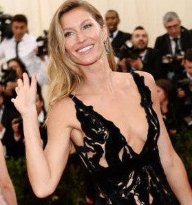 Gisele's Stunning Natural Look for Met Ball 2014