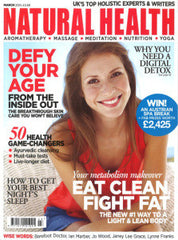 Natural Health UK: Miranda's Celeb Scoop