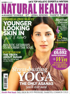 Natural Health Magazine UK: Meet the Experts