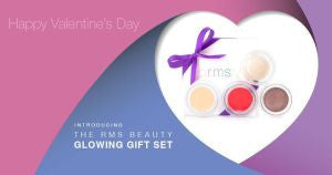 rms beauty Glowing Gift Set now available