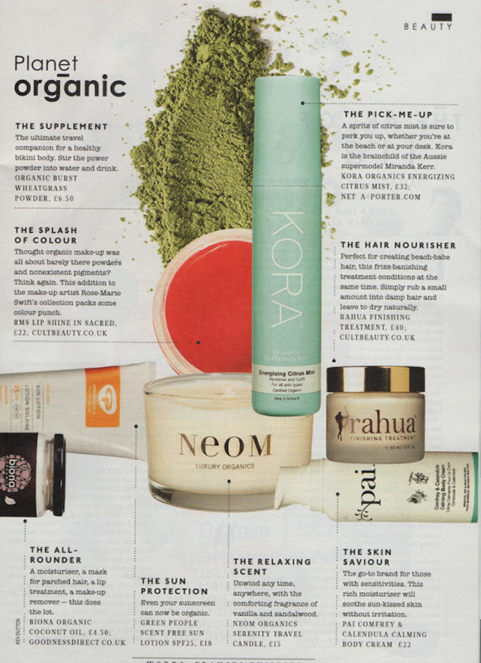 august 2013 sunday times style featuring rms beauty lip shine in sacred