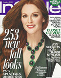 october 2013 instyle magazine featuring rms beauty retailer pink dot beauty bar and rms beauty eye polish in lunar