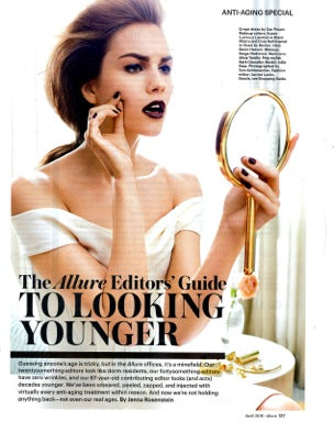 april 2015 allure magazine featuring rms beauty living luminizer