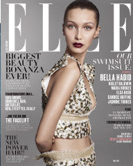 ELLE MAY 2017 FEATURING RMS BEAUTY UN COVER UP