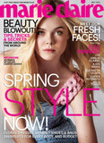 may 2014 marie claire magazine featuring rms beauty living luminizer
