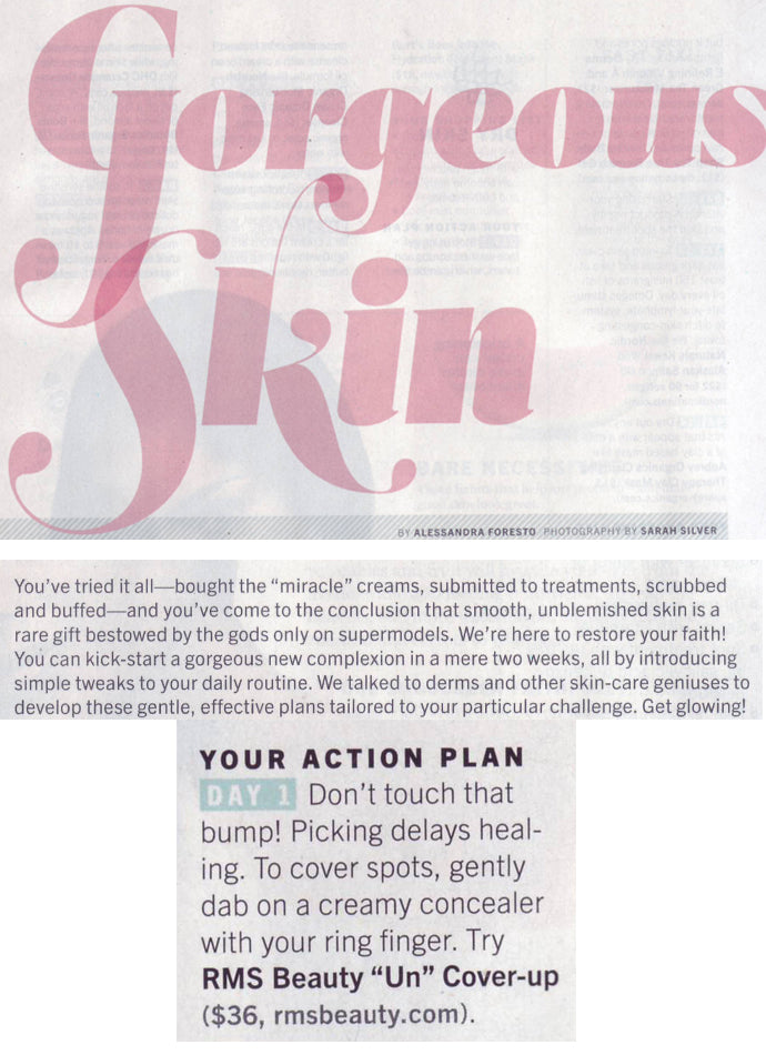 march 2014 natural health magazine featuring rms beauty un cover up