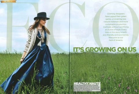 September 2016 Womens Health Magazine featuring RMS Beauty Un Cover Up Organic Concealer and Foundation