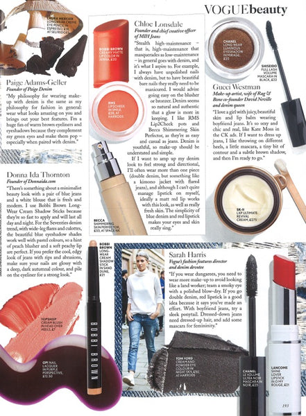 january 2016 vogue magazine featuring rms beauty lip2cheek smile