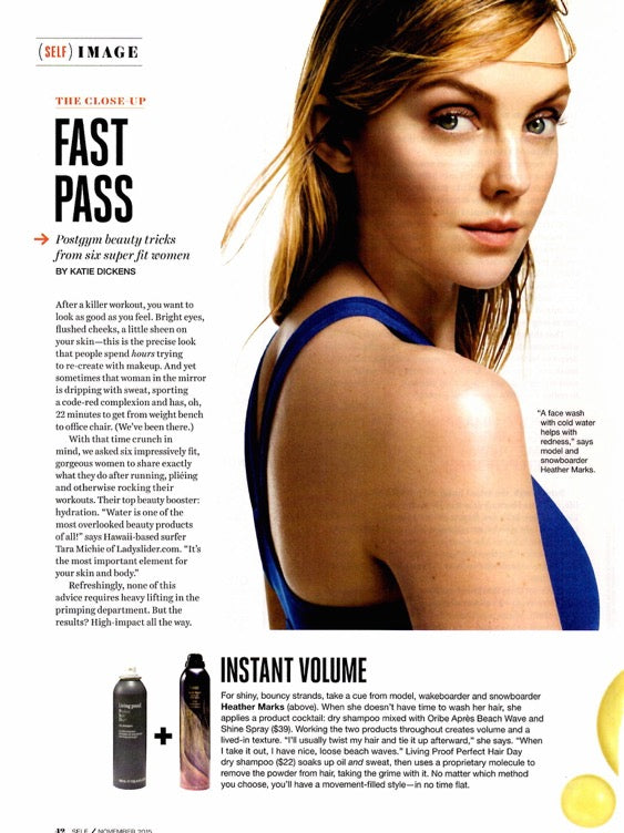 november 2015 self magazine featuring rms beauty un cover up
